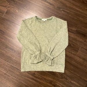 Eri and Ali sweater from Anthropologie size S